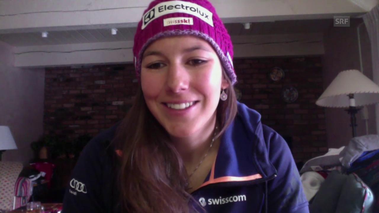 Ski Alpin: Wendy Holdener über ihre Saisonziele