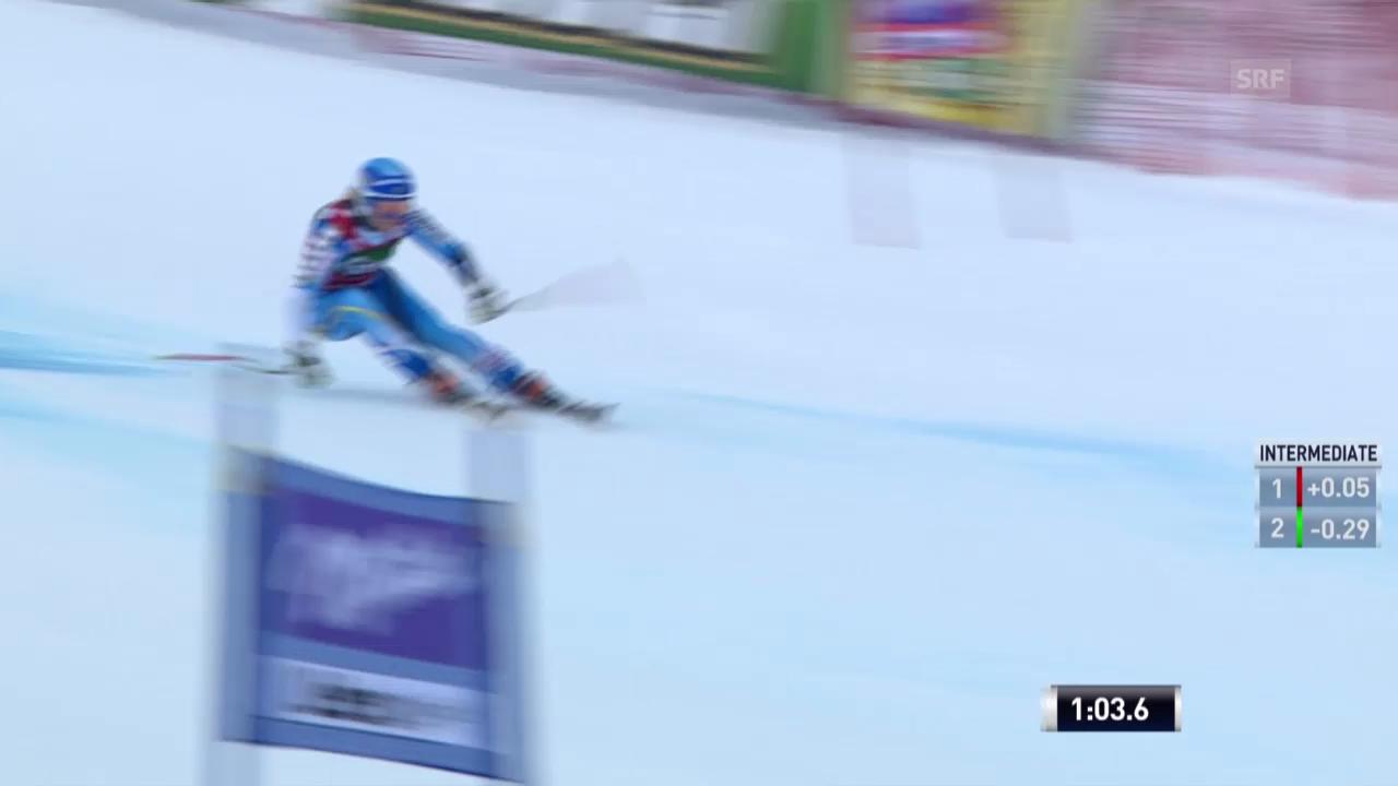 Ski: Riesenslalom Frauen in Lienz («sportlive», 28.12.2013)