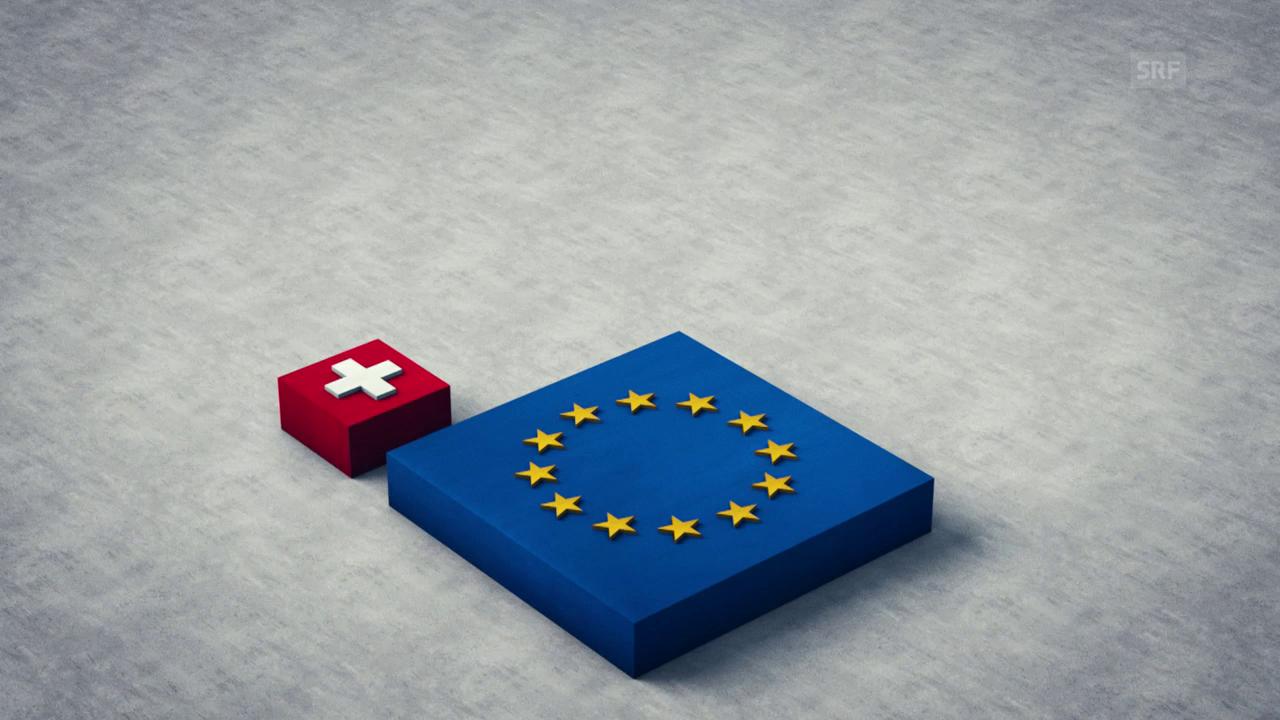 Abkommen regeln Verhältnis Schweiz-EU