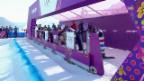 Video «Boardercross: Halbfinal ohne CH-Beteiligung (sotschi direkt, 16.02.2014)» abspielen
