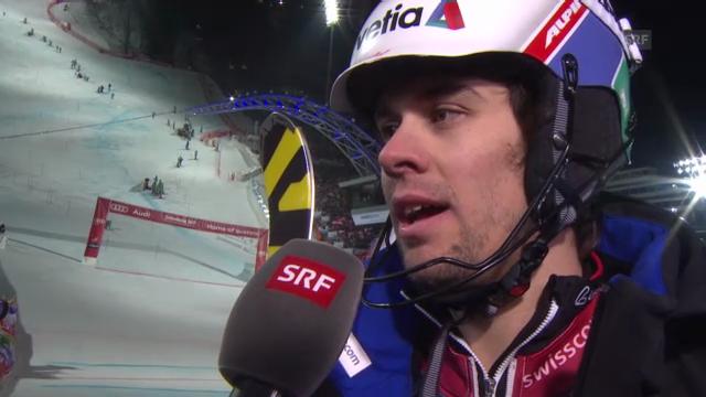 Super-Kombi: Interview Sandro Viletta