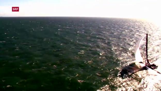 Video «Vendée Globe: Das grosse Rennen rund um die Welt» abspielen