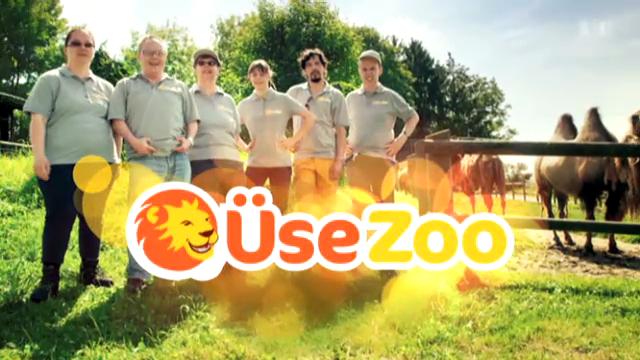 Üse Zoo (1) - Das Abenteuer beginnt