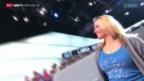 Video «Studiogast Lara Gut (I)» abspielen