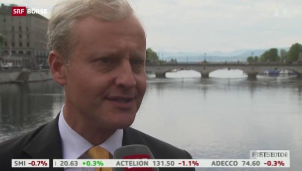 Video «SRF Börse vom 02.06.2015» abspielen