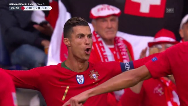 1:0! Portugal gewinnt die Nations-League-Premiere