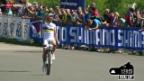 Video «Mountainbike: Weltcup in Nove Mesto» abspielen