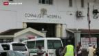 Video «Bundesrat prüft Armeeeinsatz im Ebola-Gebiet» abspielen