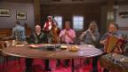 Video «Stammtisch-Kapelle: «Artistenblut»» abspielen