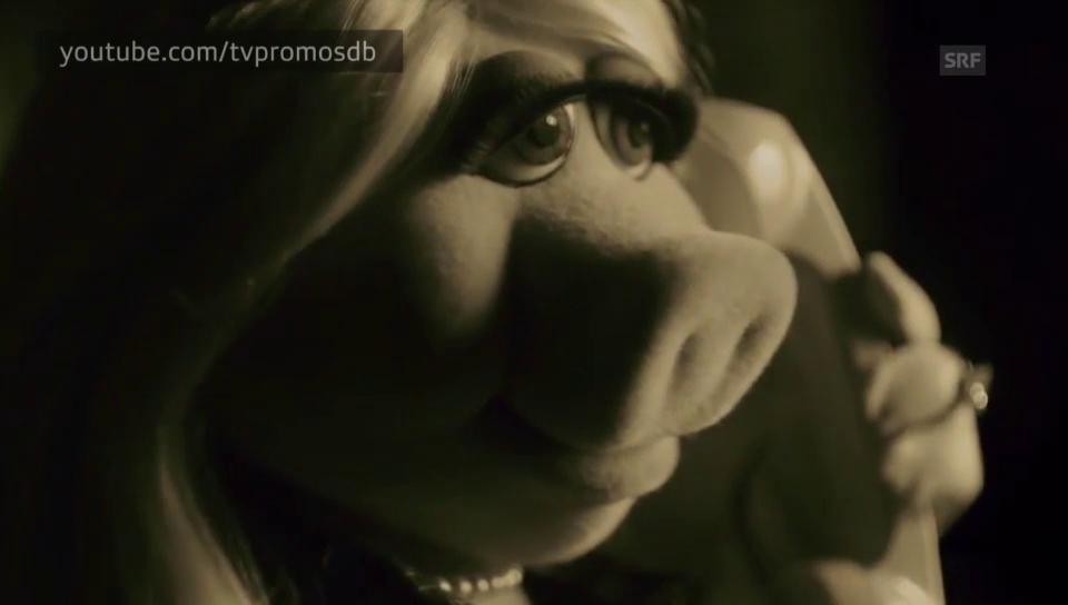 Miss Piggy «Hello»
