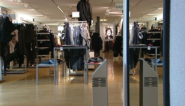 Duftnote: Manipulierte Kunden im Warenhaus