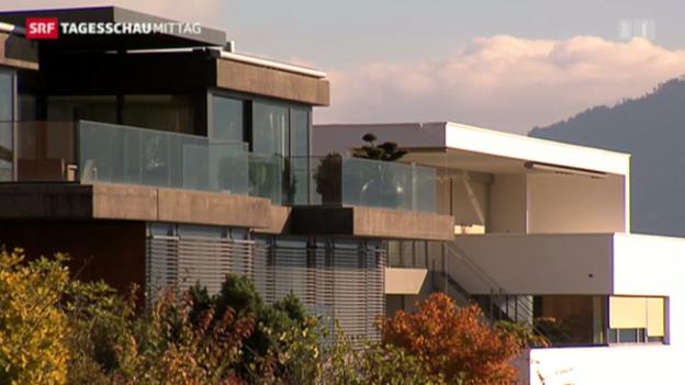 Video «Risiko für Immobilienblase steigt» abspielen