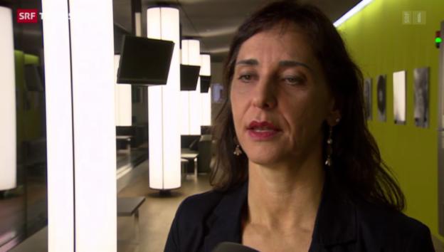 Video «Werden die Schweizer Flüchtlingszahlen weiter steigen?» abspielen