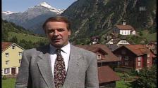 Video «Adolf Ogis Ansprache zur Abstimmung am 27.9.1992 (SRF)» abspielen