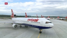 Video «Die Swissair schreibt immer noch Wirtschaftsgeschichte » abspielen