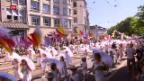Video «Zehntausende am St. Galler Kinderfest» abspielen