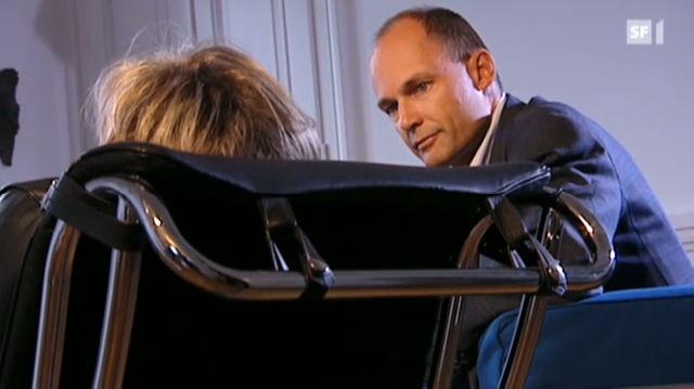 Bertrand Piccard, Luftfahrtpionier, Psychiater und Hypnotiseur
