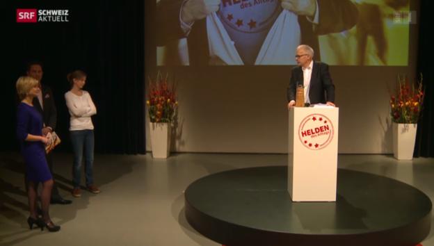 Video «Schweiz aktuell vom 03.02.2014» abspielen