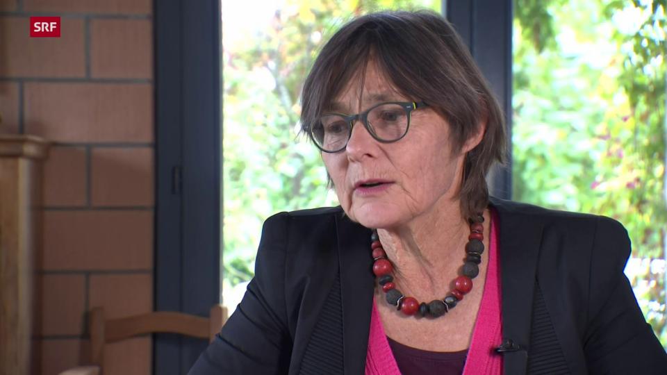 Martina Munz (SP/SH): «Ein Sicherheitsproblem für die Bevölkerung»