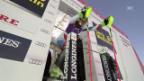 Video «Ski: Weltcup Frauen, Slalom Are, 2. Lauf Wendy Holdener» abspielen