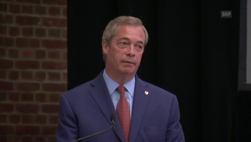 «Mia finamira era da rabagliar ora la Gronda Britannia da l'UE.»