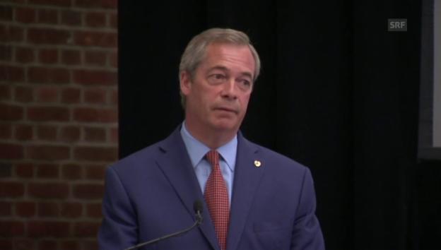 Laschar ir video ««Mia finamira era da rabagliar ora la Gronda Britannia da l'UE.»»