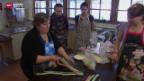 Video «Bäuerinnenausbildung wieder im Trend» abspielen