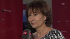 Video «Suzanne Thoma, Geschäftsführerin BKW» abspielen