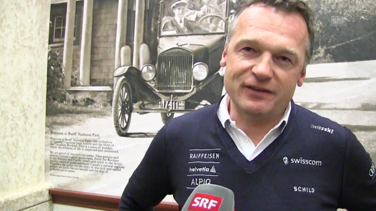 Ski Alpin: Frauen-Cheftrainer Hans Flatscher über Lara Gut