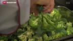 Video «Trend zum Teilzeit-Vegetarier» abspielen