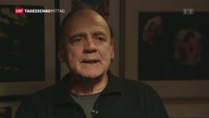 Video «Filmpreis für Bruno Ganz» abspielen