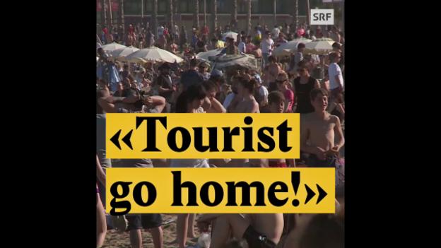 """Video «""""Tourist go home!""""» abspielen"""