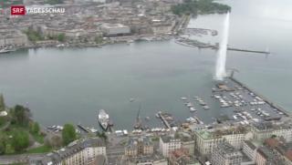 Video «Schweiz sperrt Vermögenswerte von  Janukowitsch» abspielen