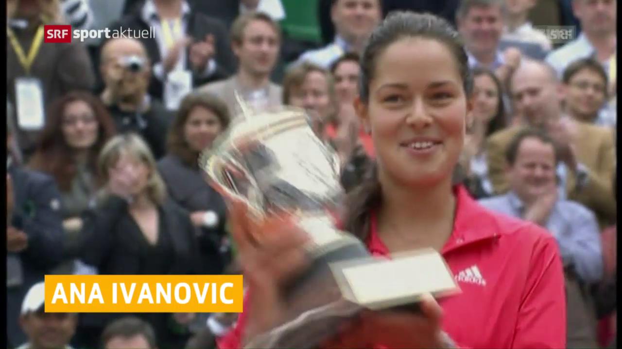 Ana Ivanovic tritt zurück