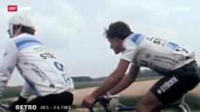Video ««Retro» mit Beni und drei Schweizer Sportarten» abspielen