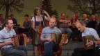 Video «Ländlerquartett Tanzboden: «Spielfreude»» abspielen