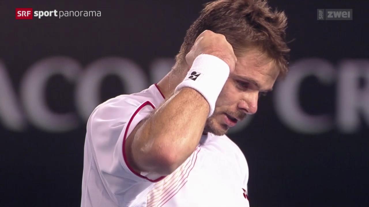 Tennis: Australian Open Final Männer