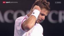 Video «Tennis: Australian Open Final Männer» abspielen