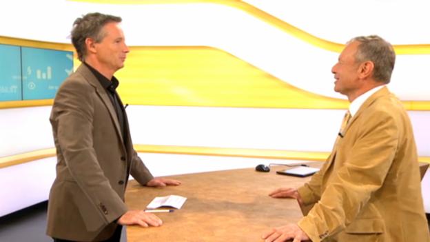 Video «Studiogespräch mit Peter Christen von Proviande» abspielen