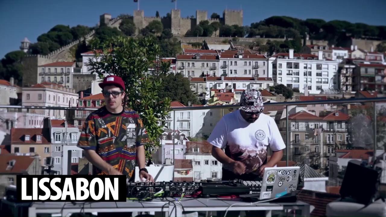 Billie Jean in Lissabon