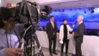 Video «Der Medienzirkus am WEF» abspielen