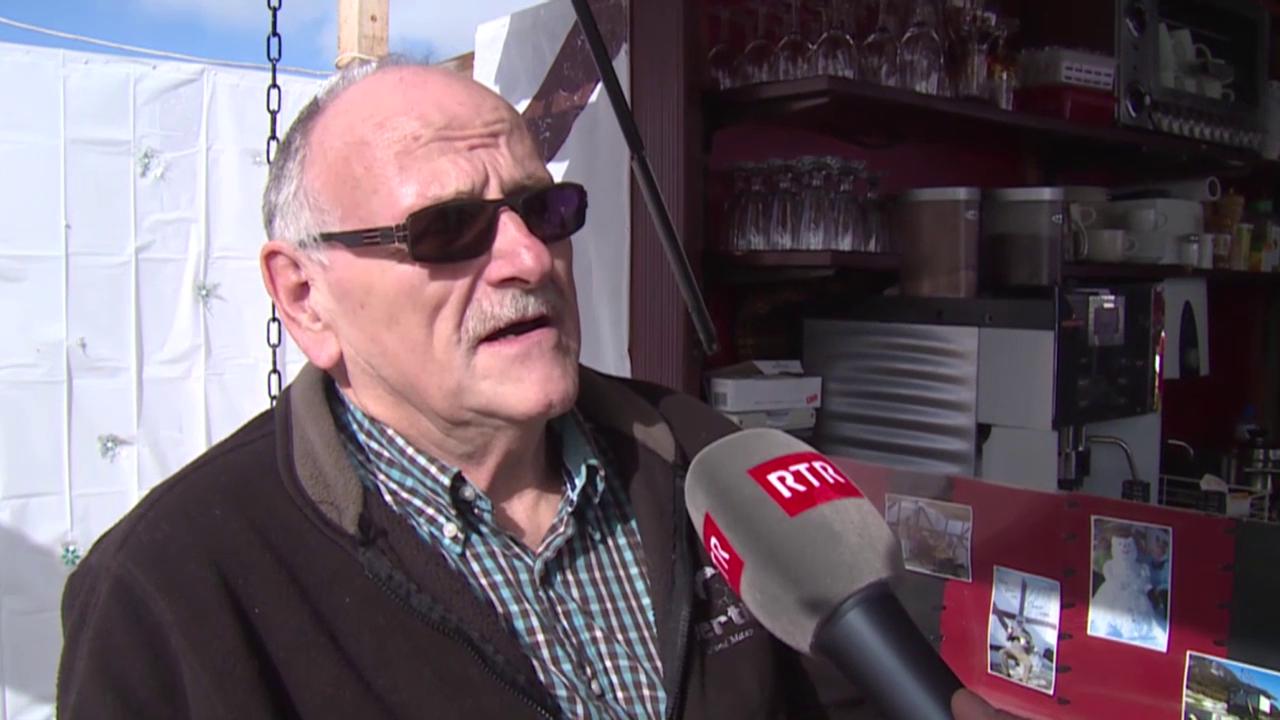 Klaus Berther, Lantsch