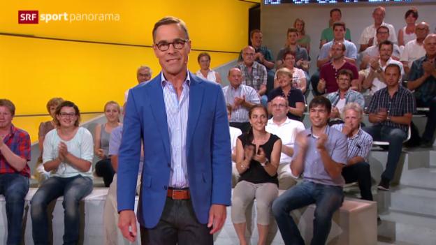 Video «sportpanorama vom 05.07.2015» abspielen