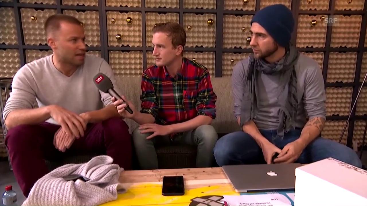 Es geht auch Ernst - Stefan Büsser im Interview mit Divertimento