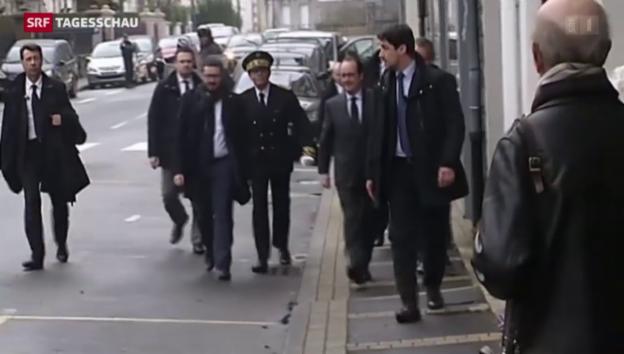 Video «Aufwind für Sarkozy» abspielen