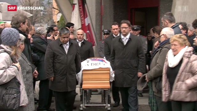 Beerdigung von Bignasca