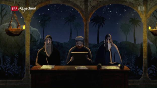 Video «Juden & Muslime. So nah. Und doch so fern! (2/4)» abspielen
