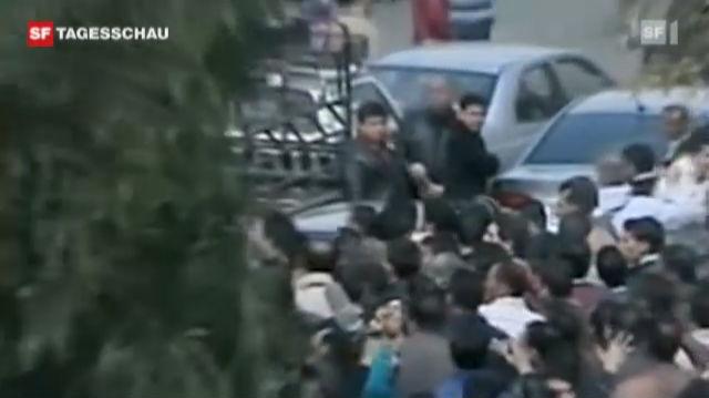 Syrien: Schüsse auf Demonstranten – Über zwanzig Tote