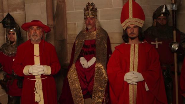 Video «Kirche, Ketzer, Kurtisanen - das Konzil von Konstanz» abspielen