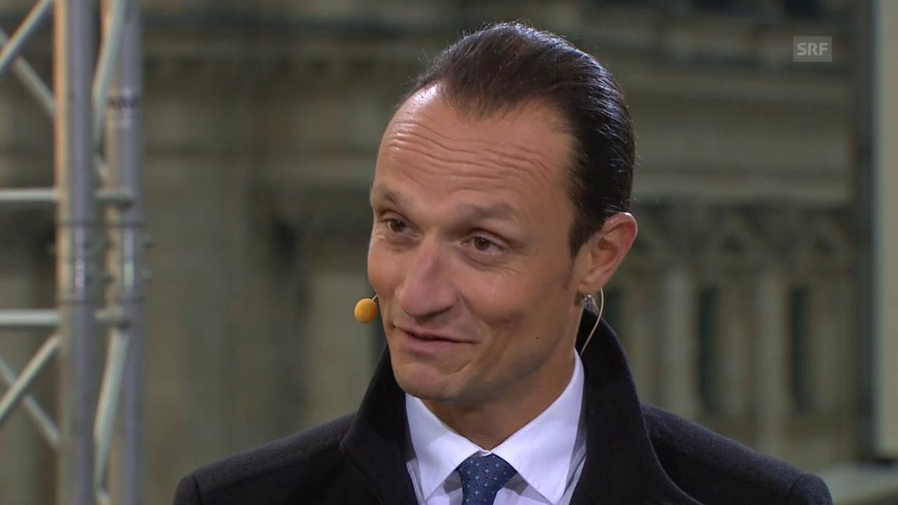 Arnold zur Oppositionspolitik der SPD